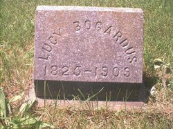Lucy <i>Brown</i> Bogardus
