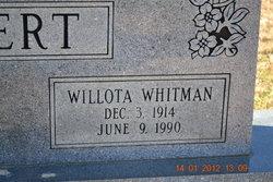 Willota Grace <i>Whitman</i> Hebert