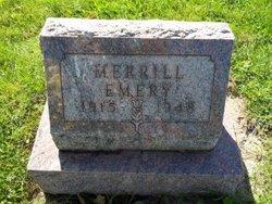Merrill Hank Emery