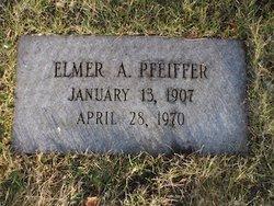 Elmer A. Pfeiffer