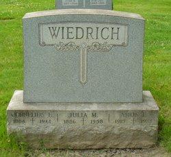 Cornelius E Wiedrich