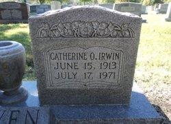 Catherine O Irwin