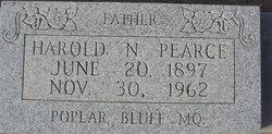 Harold N Pearce