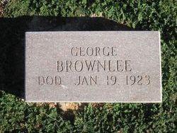 George Brownlee