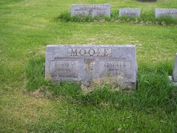 Frances E <i>Miller</i> Moore