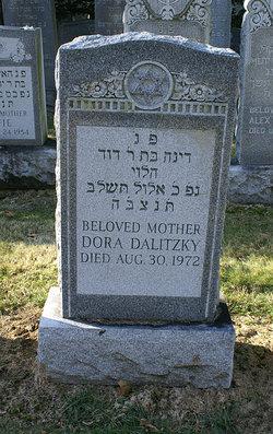 Dora <i>Katz</i> Dalitzky