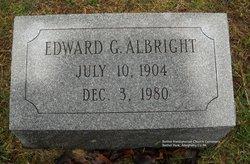 Edward Gray Albright