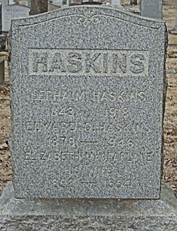 Elizabeth <i>MacFarland</i> Haskins