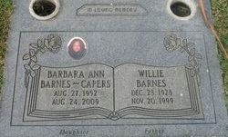 Willie Barnes