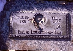 Eleanor Lavern Ellie <i>Simmons</i> Shay
