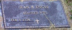 Jean Bernice <i>Overman</i> Engle
