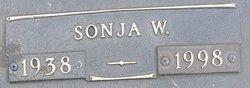 Sonya W. <i>(unknown)</i> Helms