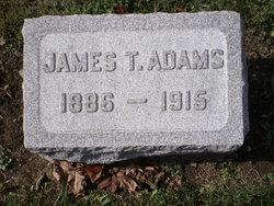 James T Adams