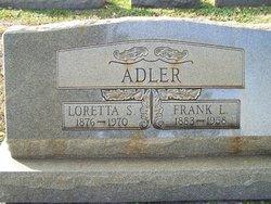 Loretta S Adler
