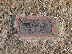 John S. Jacobson