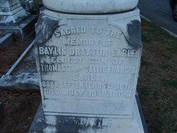 Baylis Drayton Earle