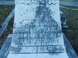 Thomas T Earle