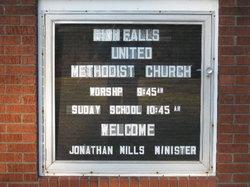 High Falls United Methodist Church Cemetery