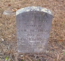 Hiram P Cox