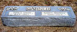 Nancy Scott <i>Whiteley</i> Garner