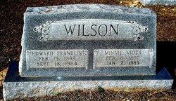 Edward Franklin Wilson