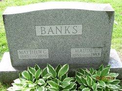 Maude Ethel <i>Gillespie</i> Banks