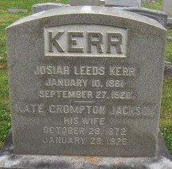 Josiah Leeds Kerr