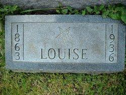 Louise <i>Hansel</i> Gilbert