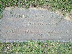 Johnnie Carl Miller