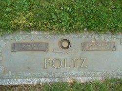 Mamie Virginia <i>Bowman</i> Foltz