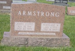 John Lloyd Armstrong