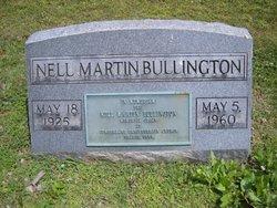 Nell <i>Martin</i> Bullington