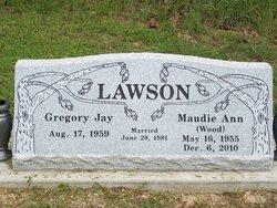 Maudie A. Pud <i>Wood</i> Lawson