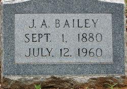 Joseph A Bailey