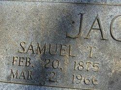 Samuel Thomas Jackson
