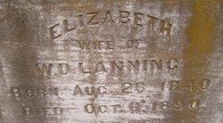 Elizabeth Lanning