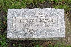 Esther L. Brown