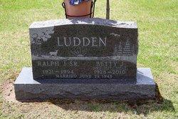 Ralph J Ludden, Sr