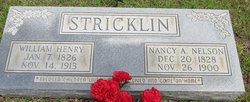 Nancy A. <i>Nelson</i> Stricklin