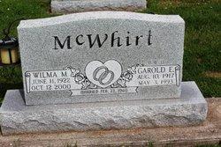 Garold Eugene McWhirt, Sr