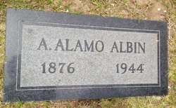 Arthur Alamo Albin