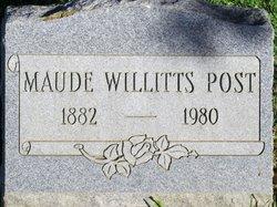 Maude M. <i>Gray</i> Post