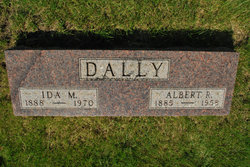 Ida Melinda <i>Johnson</i> Dally