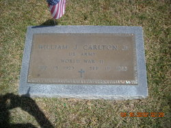 William John Carlton, Jr