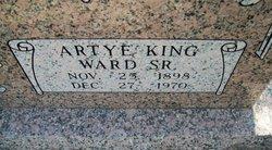 Artye King Ward, Sr