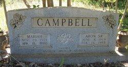 Aron Campbell, Sr