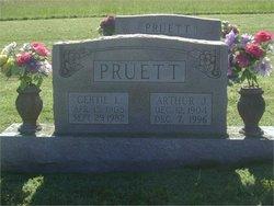 Arthur Johnson Pruett