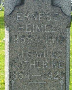 Catherine Heimel