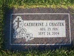 Catherine Jane <i>Herrick</i> Chastek