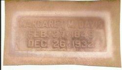 Margaret N. <i>Meriwether</i> Davis